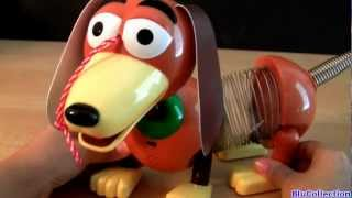 Toy Story 3 Talking Slinky Dog toys review from Disney Pixar review by blucollection