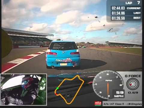 Silverstone 2014 – Race 2 – Jon Billingsley