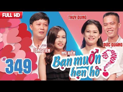Bạn Muốn Hẹn Hò Tập 349 Full 21/1/2018