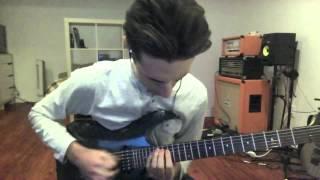 Children of Bodom - Lake Bodom (Guitar Cover)