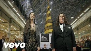 Jonathan & Charlotte - Station Session: O'Holy Night