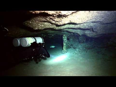 Turtle Necropolis in Sipadan Cave (HD) - Theuns van Niekerk