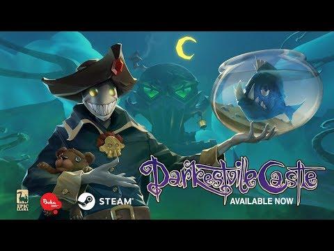 Darkestville Castle — Launch Trailer thumbnail