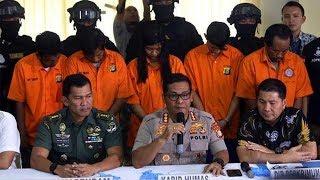 Pihak Kepolisian Rilis Kasus Pengeroyokan Anggota TNI di Ciracas