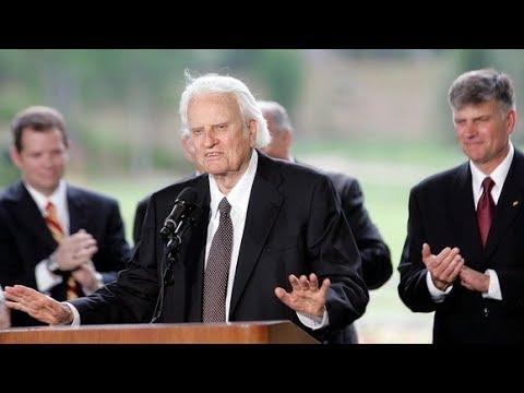 US evangelist Billy Graham dies aged 99 | ITV News