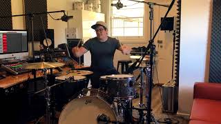The Wombats - Greek Tragedy - Drum Cover