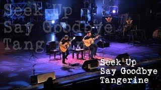 Dave Matthews & Tim Reynolds - Seek Up - Say Goodbye - Tangerine - (Audios) Live Trax 23