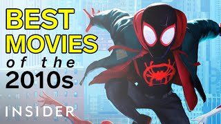 The Top 10 Movies Of The Decade