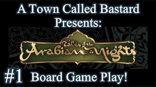 Picture of a game: Tales Of The Arabian Nights