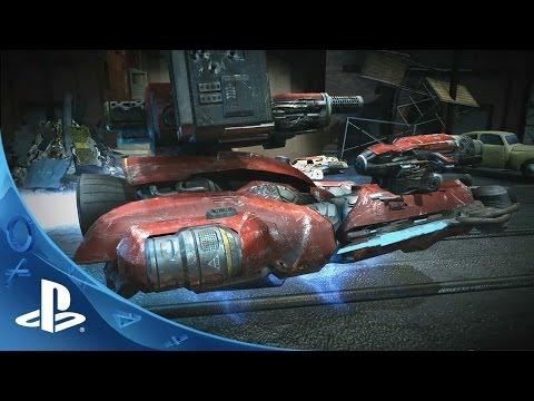 MechRunner Announced by Spark Plug Games | E3 2014 | PS4 thumbnail
