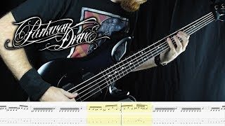 Parkway Drive - Wild Eyes (bass cover)