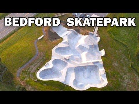 Bedford Skatepark Session | Falling Creek Skatepark