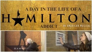 A Day In The Life Of A Hamilton Addict