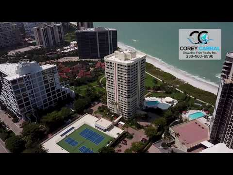 Park Shore Meridian Club Real Estate Flyover in Naples, Florida
