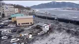 Tsunami Japón 11 de Marzo de 2011