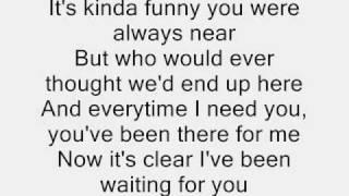 Lyrics to Could It Be ; Christy Carlson Ramono