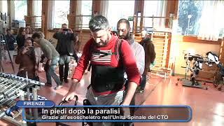 Unità Spinale: Presentazione esoscheletro CLIMB