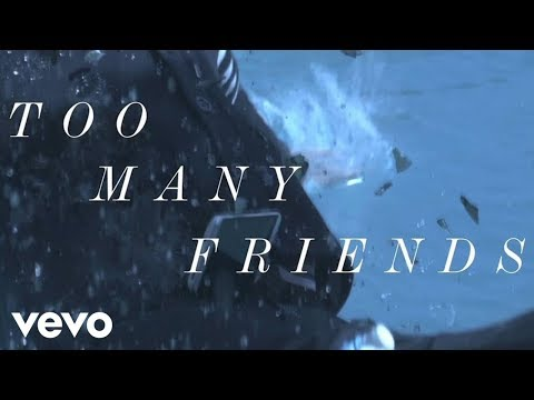 Placebo - Too Many Friends (Lyric Teaser Video)