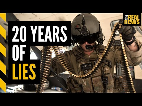 Shocker: Military-industrial complex doesn't want wars to end