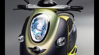 2018 honda metropolitan. beautiful metropolitan the new bmw mini scooter 2018 throughout honda metropolitan