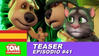 ESTE JUEVES en Talking Tom and Friends (Teaser del Episodio 41)