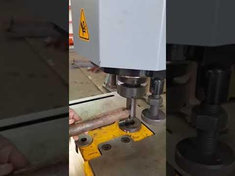 Iron Cutting Notching Machine