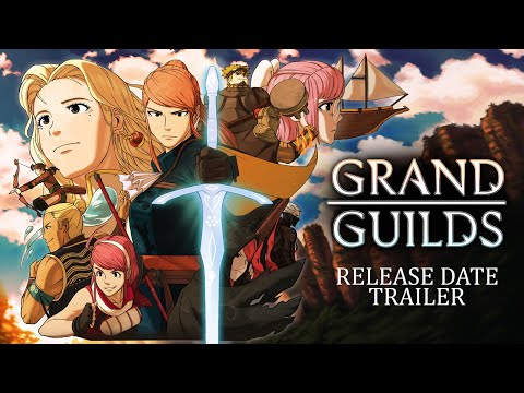 Trailer de Grand Guilds