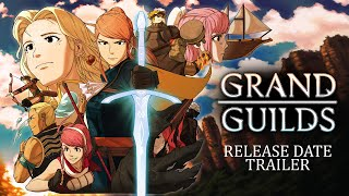GRAND GUILDS - Available On the Switch!