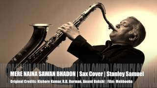 Mere Naina Sawan Bhadon | The Ultimate Sax Collection