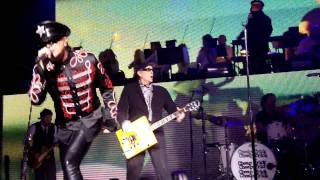 Cheap Trick- I Want Be Man- October 28, 2011