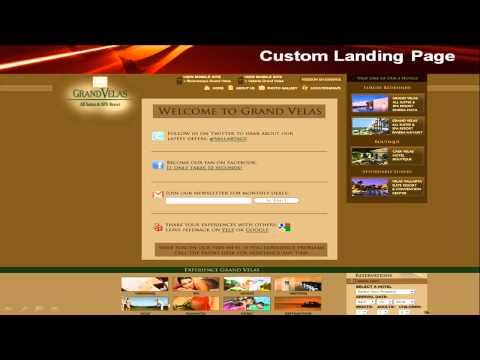 Custom WiFi Landing Page