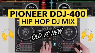 Pioneer DDJ 400 – Hip Hop DJ Mix (Old vs New)