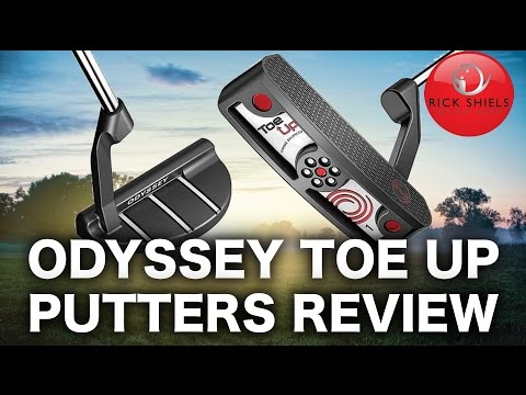 ODYSSEY TOE UP PUTTERS REVIEW