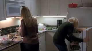 Fringe 1x11 Olivia's kitchen