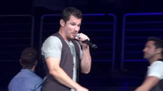 98 Degrees *Girls Night Out* Package Tour = Washington, DC 2013