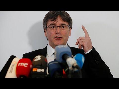 Υποψήφιος ευρωβουλευτής ο Κάρλας Πουτζντεμόν