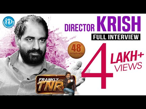 Gautamiputra Satakarni Director Krish Interview | Frankly With TNR #48 | Talking Movies #261