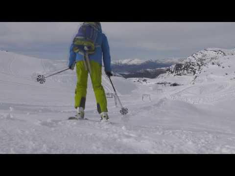 8 meter snø på Fonna