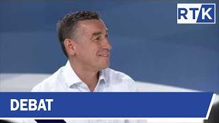 Debat - Kadri Veseli përballë analistëve 04.10.2019