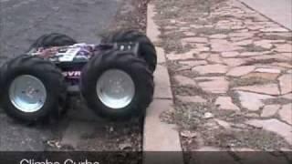The Mega Bot 4-Wheel Drive Robotic Platform