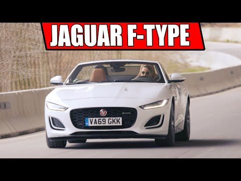 JAGUAR F-TYPE 2020 AUTO TEST!