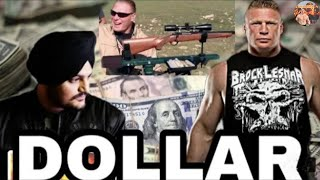Brock Lesnar | Dakuaan Da Munda | Movie Sidhu Moose Wala Dollar  Song New |wwe Version Punjabi Song