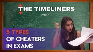 5 Types Of Cheaters In Exams   The Timeliners
