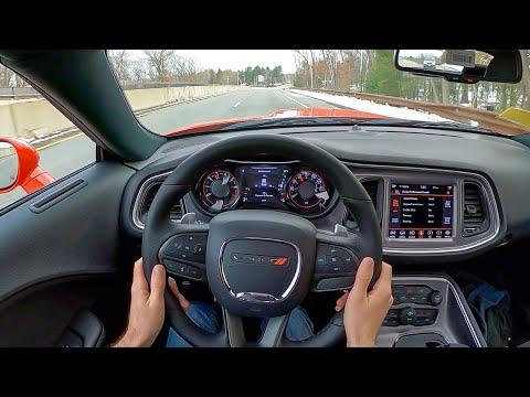 2020 Dodge Challenger GT AWD - POV Test Drive (Binaural Audio)