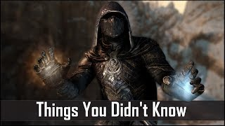 Skyrim: 5 Things You Probably Didn't Know You Could Do - The Elder Scrolls 5: Secrets (Part 17)