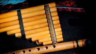 Flauta de Pan - Carlos Carty - Música Relajante Andina