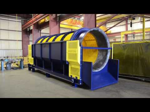 Westpro Machinery: Rotary Trommel