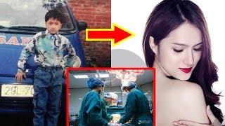 Đây là hành trình chuyển giới đau đớn của Hương Giaang Idol từ một cậu bé lập dị trở thành mỹ nhân