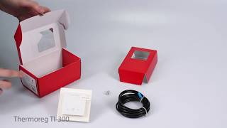 Терморегулятор THERMO Thermoreg TI 300