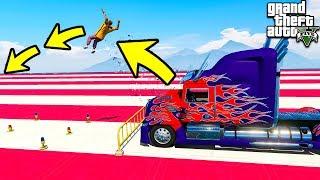 Как далеко можно вылететь с машины при ударе в Гта 5 моды Обзор мода в Gta 5 mods видео игры
